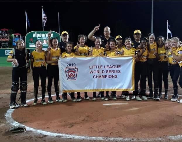 Rowan County Little League Girls
