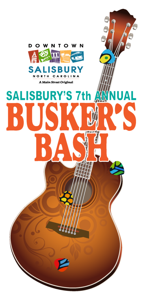 Busker's Bash logo