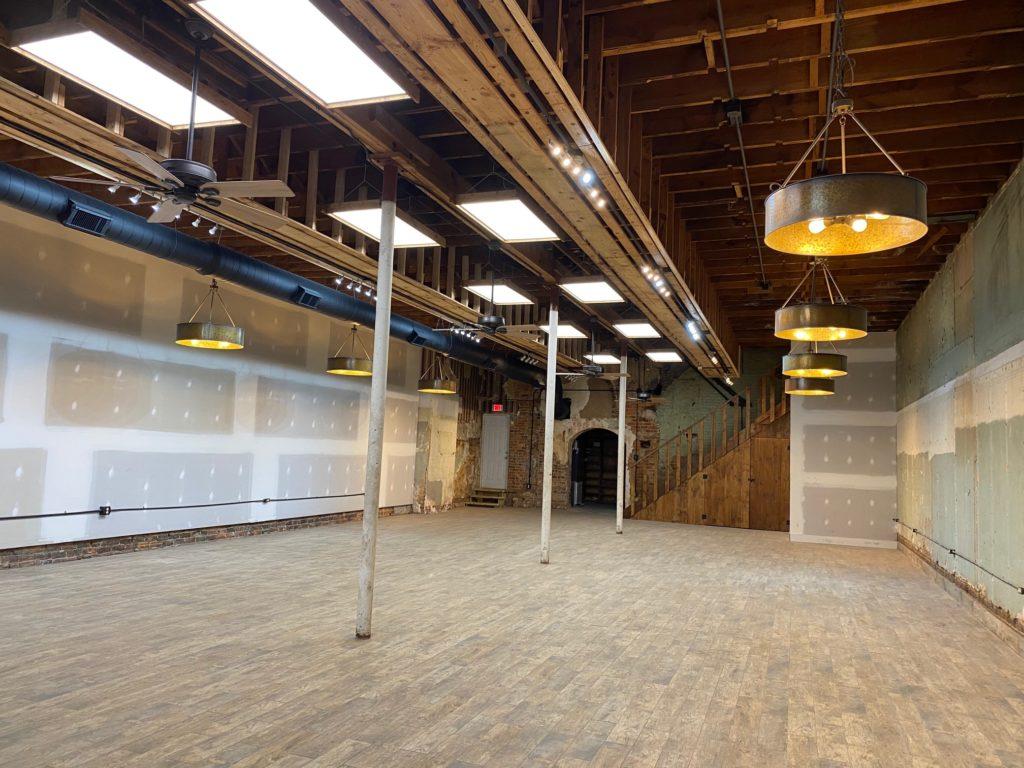 Escape Central basement view 1