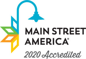 Main Street America 2020 Accredited Logo