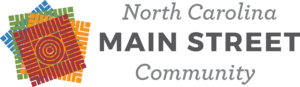 North Carolina Main Street Community Logo