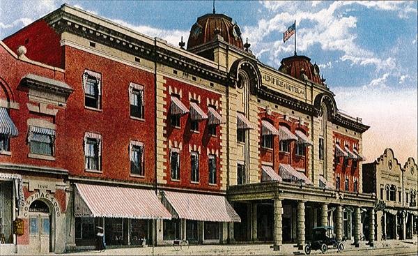 Historic Photo of Empire Hotel