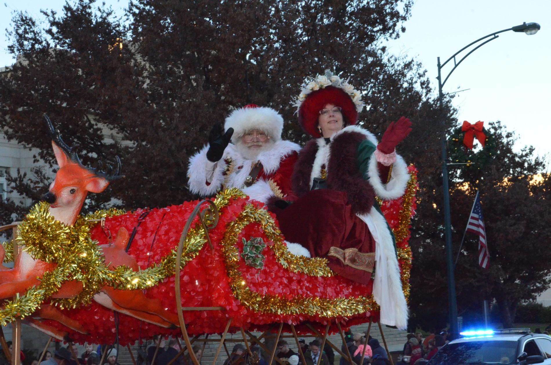 Salisbury Nc 2021 Christmas Parade Tis The Season Holiday Spectacular Parade Downtown Salisbury Inc