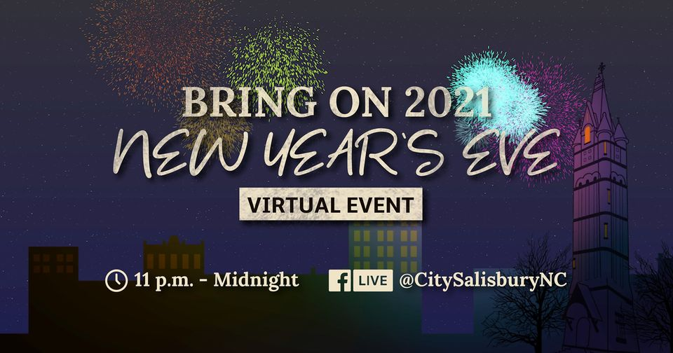 Virtual New Years Eve