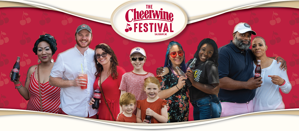 2021 Cheerwine Festival Save The Date For September 18